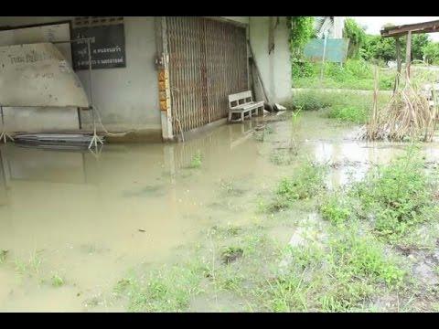 นครสวรรค์-ลพบุรีจมบาดาลถูกน้ำท่วมสูง30-40ซม.