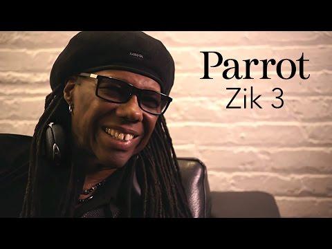 """Parrot Zik 3 Nile Rodgers Interview : """"Le Zik, c'est Chic !"""""""