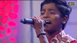 NAND singing TERE BIN by Master Saleem | GRAND FINALE | Voice of Punjab Chhota Champ 3 | PTC Punjabi