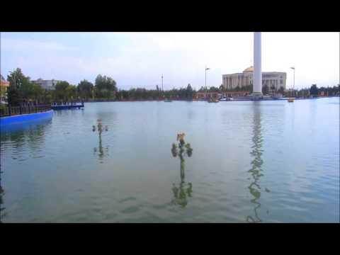Dushanbe - Capital of Tajikistan / Душанбе - столица Таджикистана