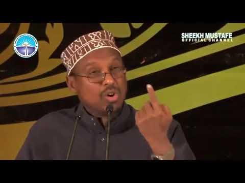 Weyneeynta Nabi Mohamed Sallalahu Caleyhi wasalam | Sheikh Mustafa Haji Ismail