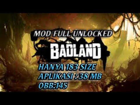 Cara Install/pasang OBB Dan Aplikasi Game BADLAND Mod Full UNLOCKED Di Android