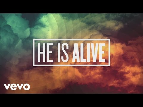 Third Day - He Is Alive (Official Lyric Video)