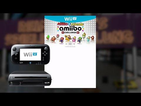 Gameplay : Mini Mario & Friends: Amiibo Challenge [WII U]