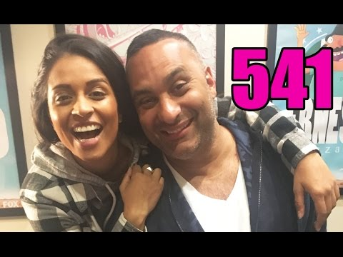 The Time I Did Cool Stuff With Russell Peters (Day 541)