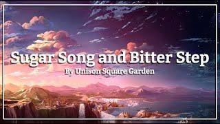 Sugar Song and Bitter Step (Lyrics Video)