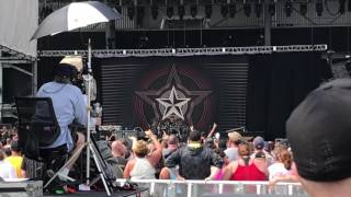 Alter Bridge - Isolation @ Rock on the Range (May 20, 2017)