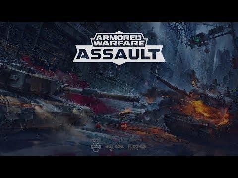 Armored Warfare: Assault - Global launch cinematic trailer