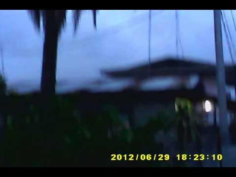 Test Recording of BPR 6 Pen Camera