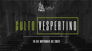 Culto Vespertino | Igreja Presbiteriana do Rio | 10.10.2021