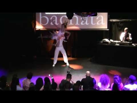 Extremos Salsa 10 Yr Anniversary - Performance By Anderson & Vanessa
