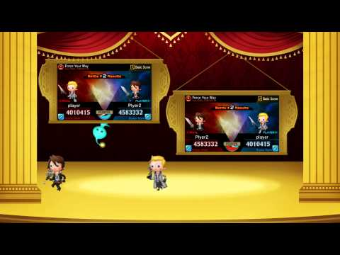 Nintendo 3DS - Theatrhythm Final Fantasy Curtain Call - Legacy of Music: Final Fantasy VIII - X