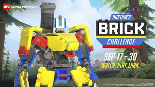 Bastion's Brick Challenge | Overwatch
