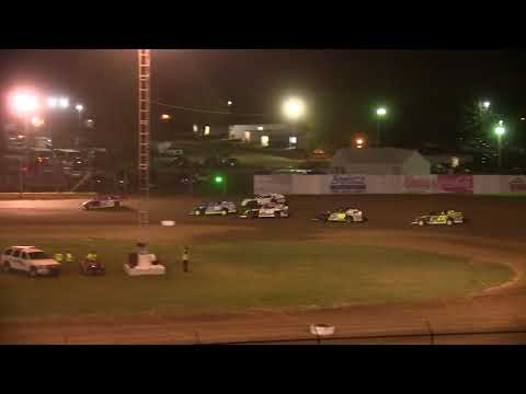 Modified A Main at Lincoln Park speedway
