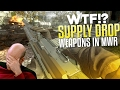 WTF!? SUPPLY DROP WEAPONS IN MWR!? (Opinion / Rant with Kamchatka-12 Gameplay)