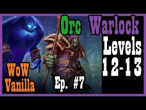 Questing in the Barrens Ep. #7 [Vanilla / Classic World of Warcraft Let's Play]