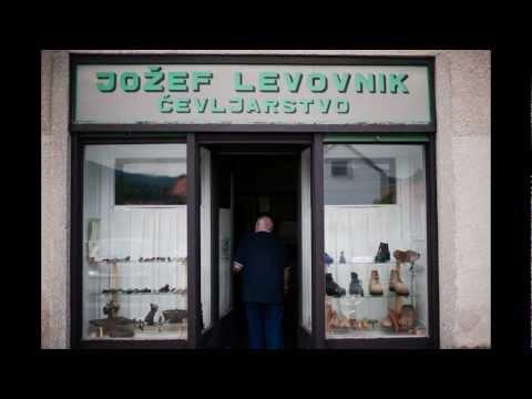 JOŽEF LEVOVNIK - čevljar / cobbler