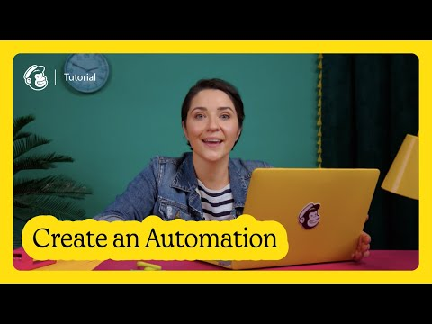 Set Up Your Classic Automation in Mailchimp (May 2021)