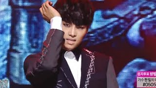 [HOT] Comeback Stage, VIXX - VOODOO DOLL, 빅스 - 저주인형, [대답은 너니까] Title, Show Music core 20131123