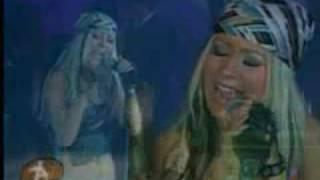 """LIVE La Academia 2002 Mexico """"Impossible"""" Christina Aguilera"""