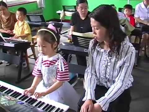 Sister Schools - The K-8 Arts in China