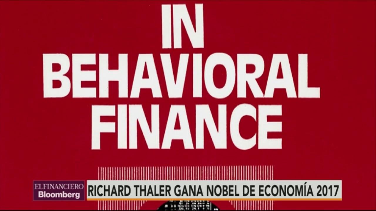 Mesa Central: Richard Thaler gana Premio Nobel de Economía 2017