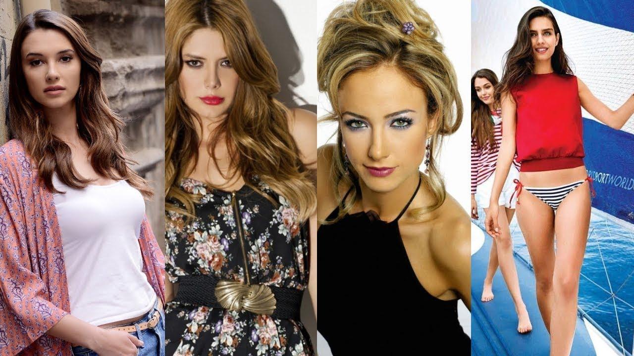 Top Most 12 Beautiful  Cute Turkish Models 2018  Hande -5675