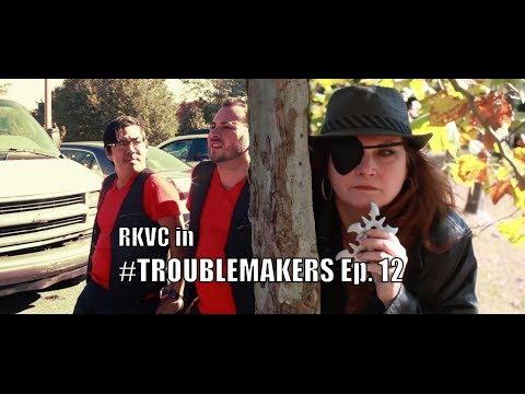 Foreign Film Overdubs and Inebriated Karaoke! - #Troublemakers Ep. 12