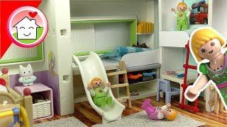 Playmobil Kinderzimmer von Mia, Paul und Alex - Pimp my PLAYMOBIL - DIY für Kinder