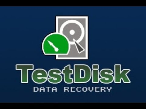 How To Recover Lost Data Using TestDisk & PhotoRec