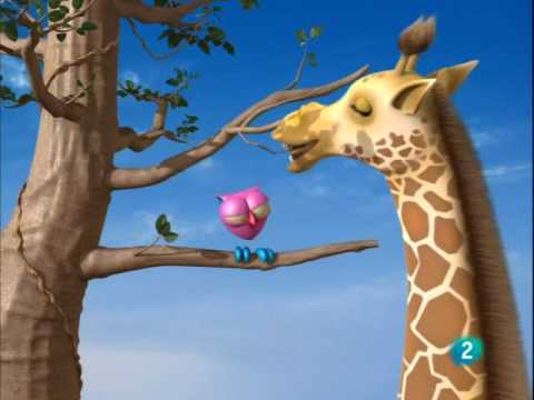 The Owl - 50. The Giraffe
