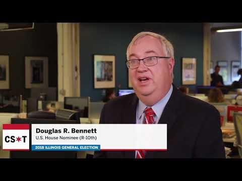 Douglas R. Bennett, U.S. House Nominee (R-10th)