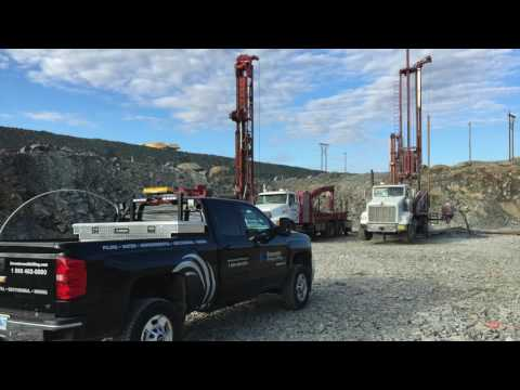 Brewster Well Drilling Video