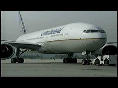 Continental Airlines Films 1998-2000
