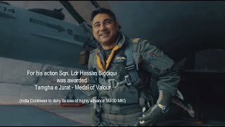 Invincible Resolve Full Documentary | Pakistan Air Force | English | Alan Warnes