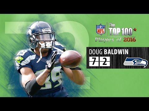 #72: Doug Baldwin (WR, Seahawks) | Top 100 NFL Players of 2016