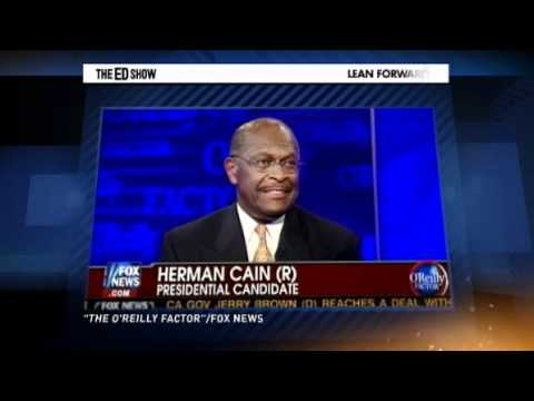 Al Sharpton To Herman Cain  'Jon Stewart Is A Comedian, Your Policies Are A Joke'