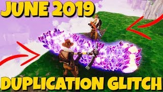 New Duplication Glitch *JUNE 2019* Fortnite Save The World *NOT CLICKBAIT OMG*