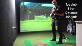 Lets Golf Presents PGA ProPlay Guide, Banff Springs Hole 4