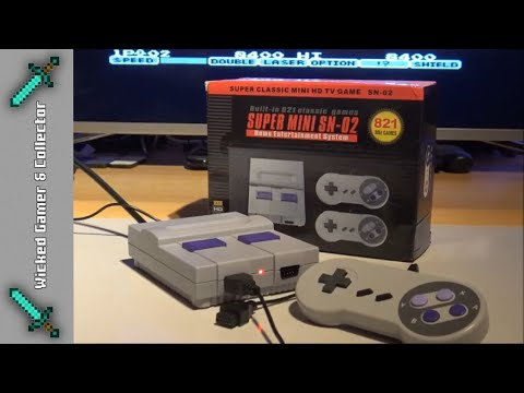 821 Retro Game In 1 | Fake Famicom Mini Classic From China
