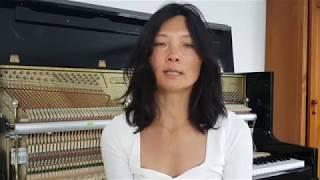 présentation du piano droit