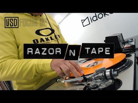 Focus on Razor N Tape - Vinyl House Mix