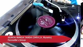 SEUNTAI BUNGA TANDA CINTA - FAVOURITES'S GROUP - VOL 1