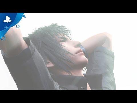 "Dissidia Final Fantasy NT – ""A Princely Welcome"" Cutscene | PS4"