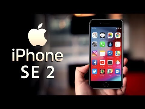 Apple IPhone SE 2 - Here It Is!