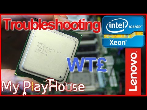 Both CPU´s works-ish, What the £uck is going on? - 520