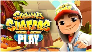 Subway Surfers Game Video - Subway Surfers World Tour
