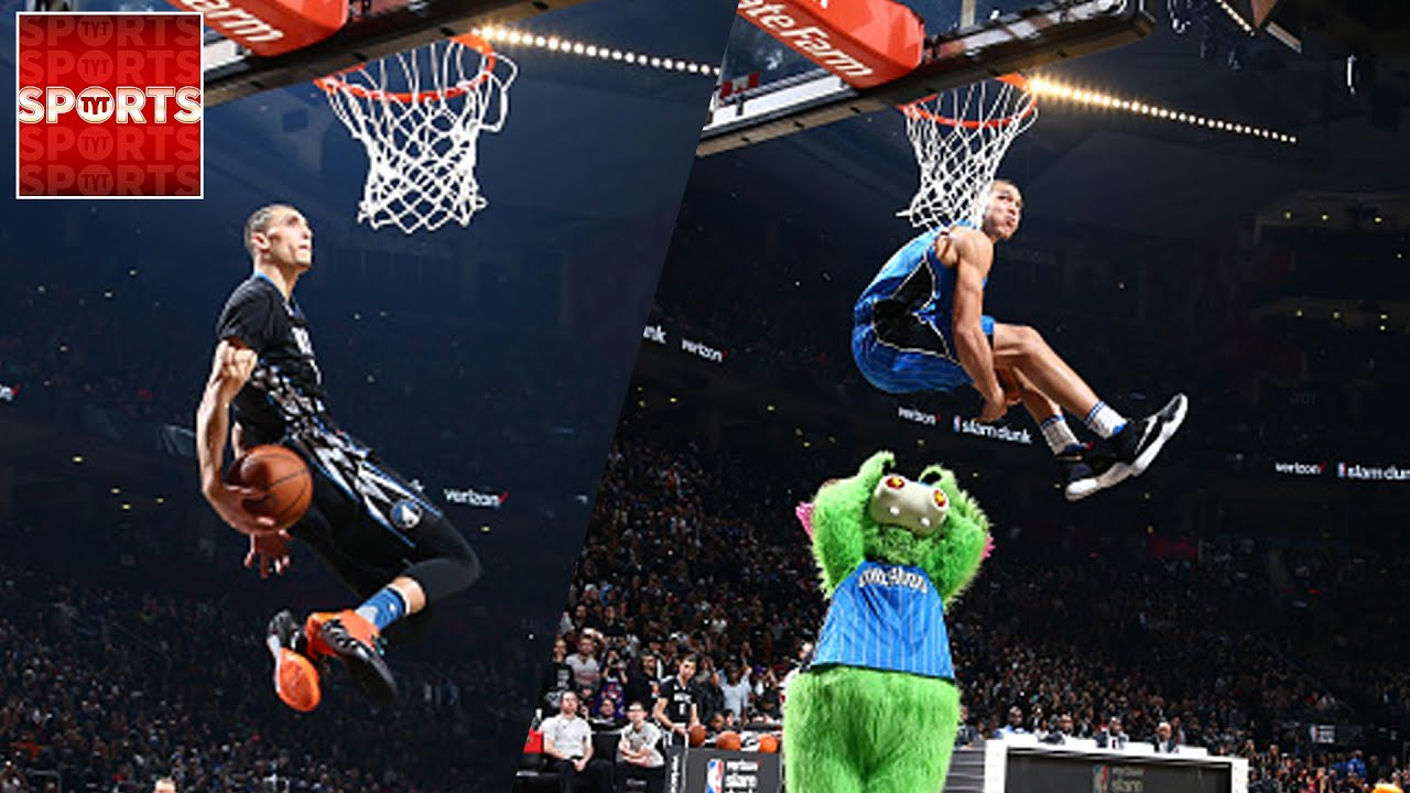 how to play the dunk contest in 2k17