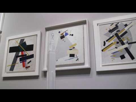 Kazimir Malevich in 60 seconds