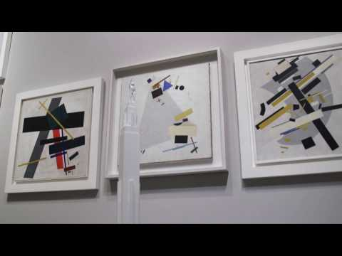 Kazimir Malevich in 60 seconds